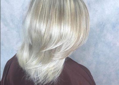 Blonde hair 3