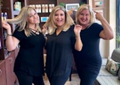 staff blondes