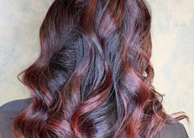 Hair Spa Clifon - Red Balayage