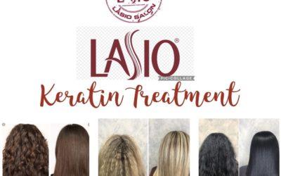 Lasio Keratin treatment